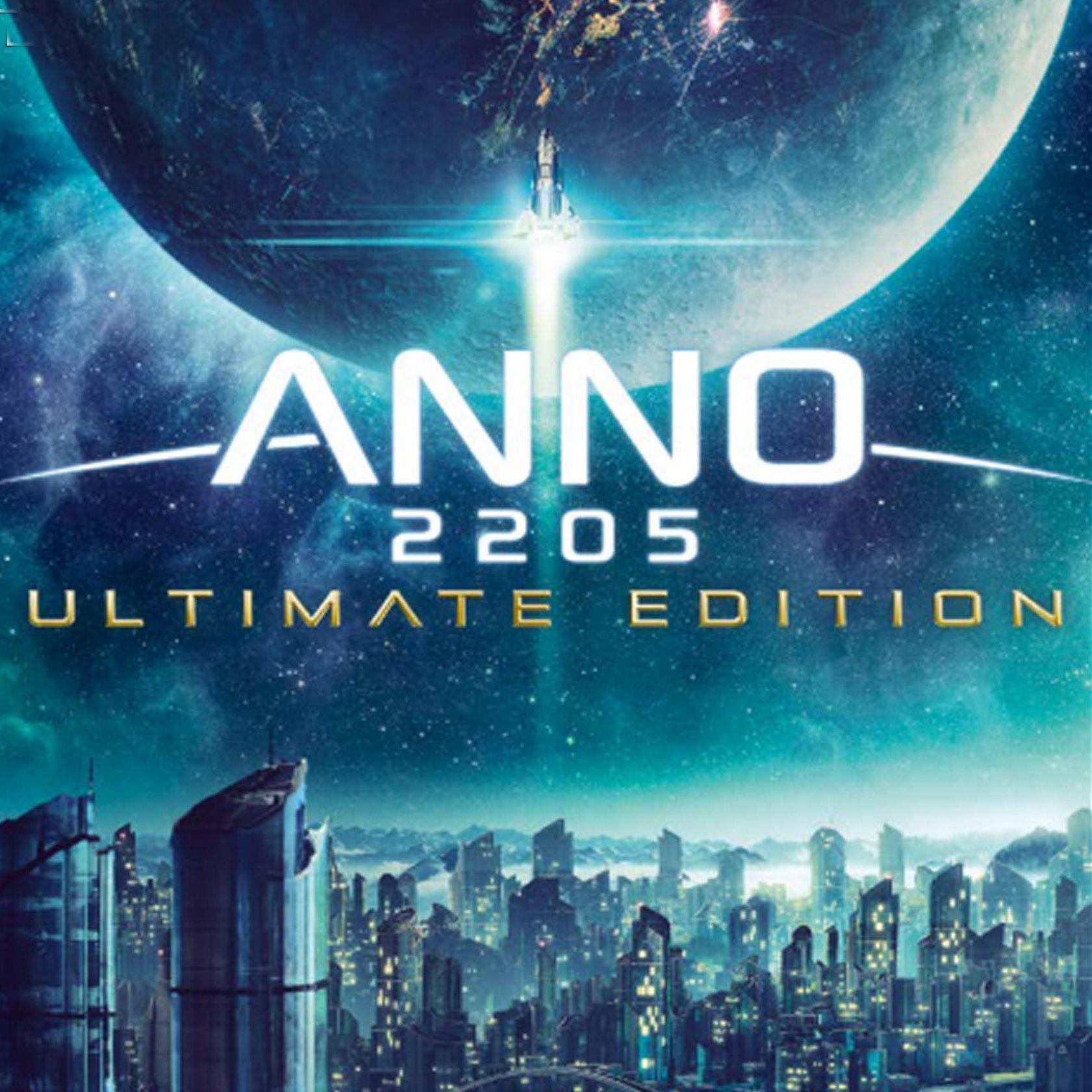 Anno 2205 Ultimate Edition sur PC (Dématérialisé - Uplay)