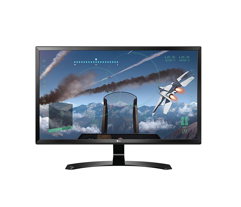 "Écran PC 24"" LG 24UD58-B - 4K IPS, 16:9 3840x2160, 250 cd/m2, 1000:1, 5 ms, 60Hz"