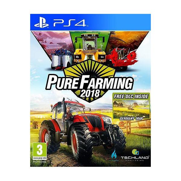 [Précommande] Pure Farming 2018 sur PS4 ou Xbox One