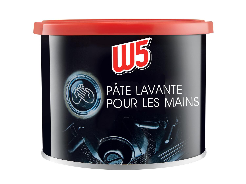 Pot de Pâte Lavante W5 pour les Mains - 500ml