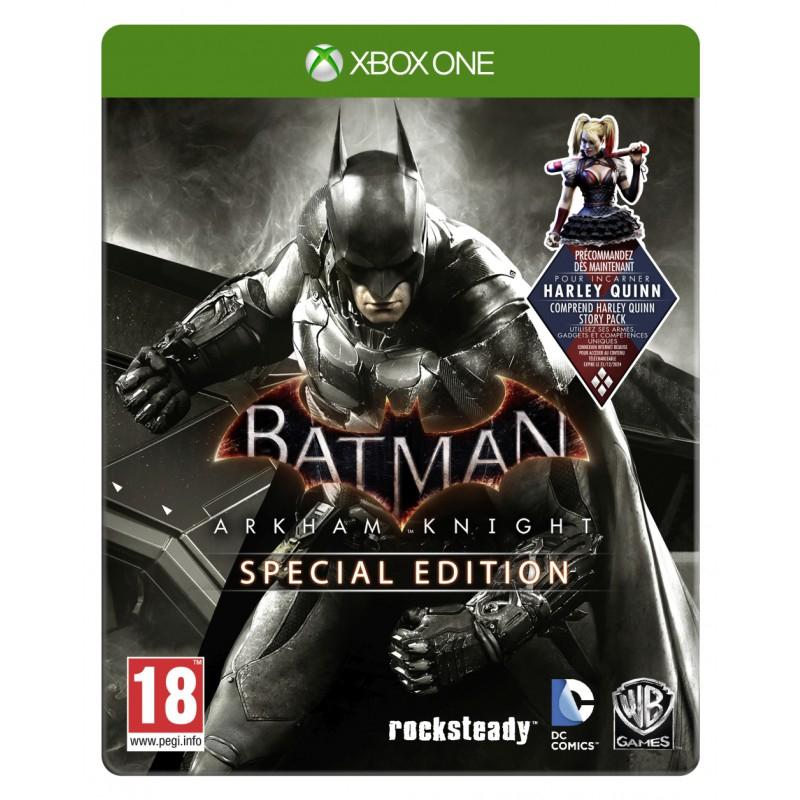 Sélection de Jeux en Promotion - Ex: Batman Arkham Knight Edition Speciale sur Xbox One