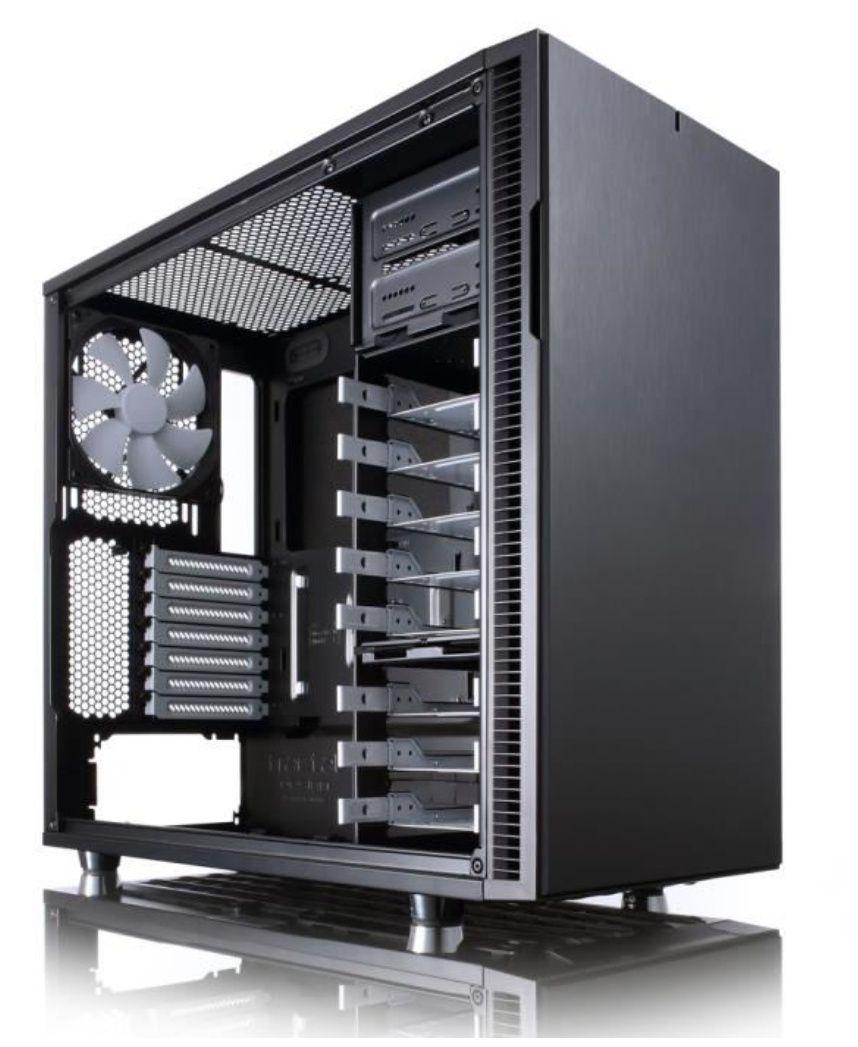 Boitier PC gamer Fractal Design Define R5 - Noir