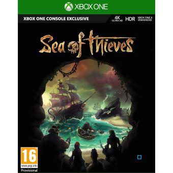 [Précommande - Adhérents] Sea of Thieves sur Xbox One (+15€ en chèque cadeau)