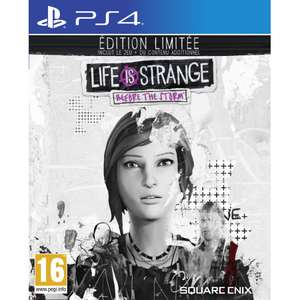 Life is Strange : Before the Storm Edition Limité sur PS4 ou Xbox One (via 15€ sur la carte)