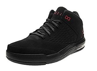 Baskets Nike Jordans Flight Origin 4, Homme, Noir - Taille 42.5