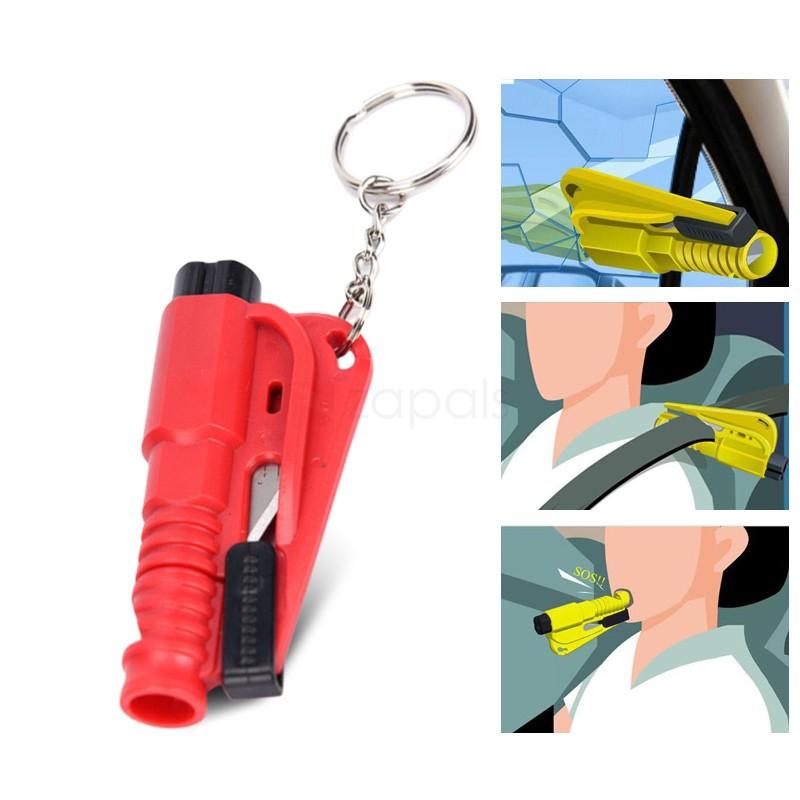 Porte clé de sécurité (livraison incluse)