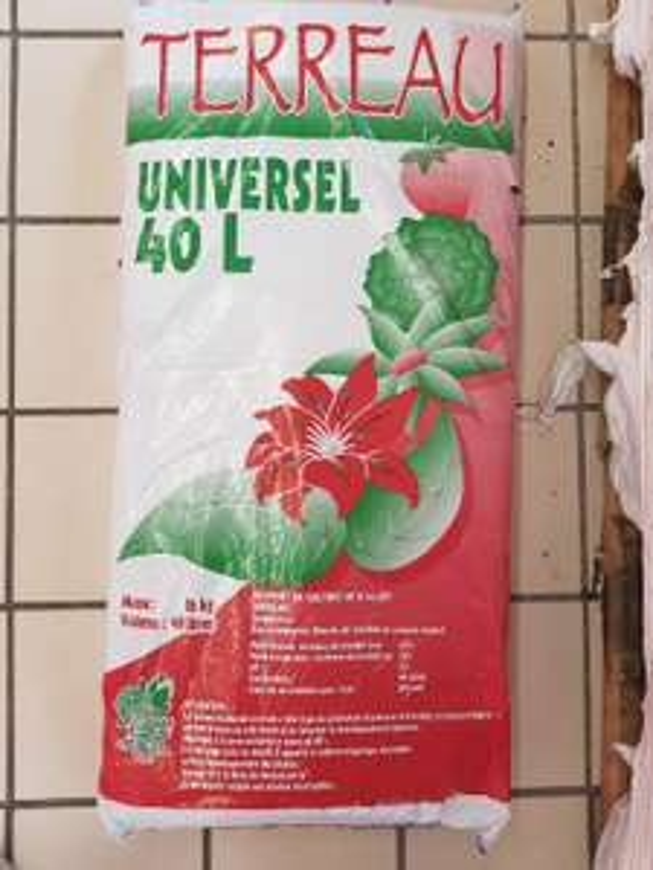 Terreau universel - 40 L - Saran (45)