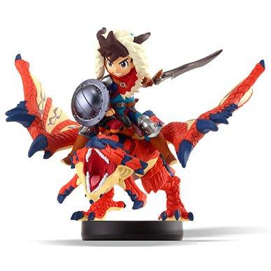 Sélection d'Amiibo en promotion - Ex : Figurine Amiibo One-Eyed Rathalos & Rider Boy (Frais de port de 7.37€ inclus)