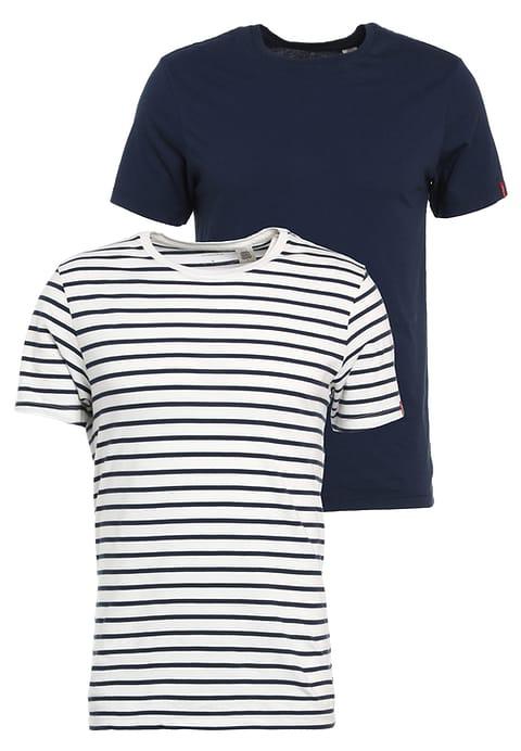 2 T-Shirt basiques Levi's Slim fit