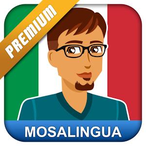 MosaLingua Apprendre l'italien : dialogues et vocabulaire Gratuit sur Android et IOS (Au lieu de 5.49€)