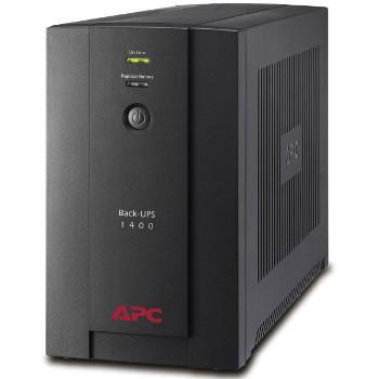 Onduleur Line-interactive APC UPS BX 1400VA - 700W - Prises FR