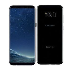 "Smartphone 6.2"" Samsung Galaxy S8+ Plus G955FD - Double SIM, 64 Go (Noir ou Or)"