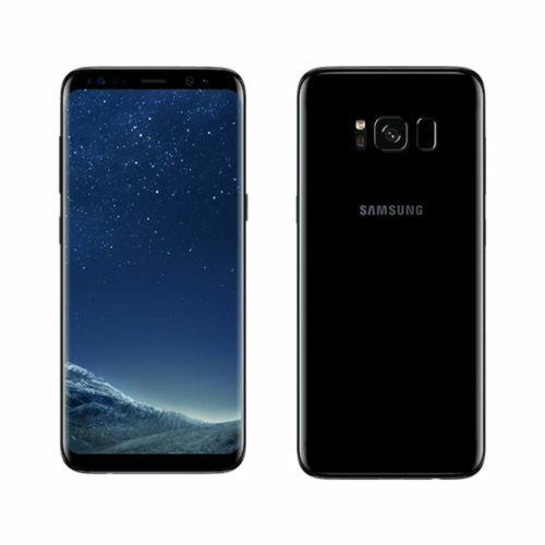 "Smartphone 5.8"" Samsung Galaxy S8 - 64Go, G950FD Duos 4G LTE gris."