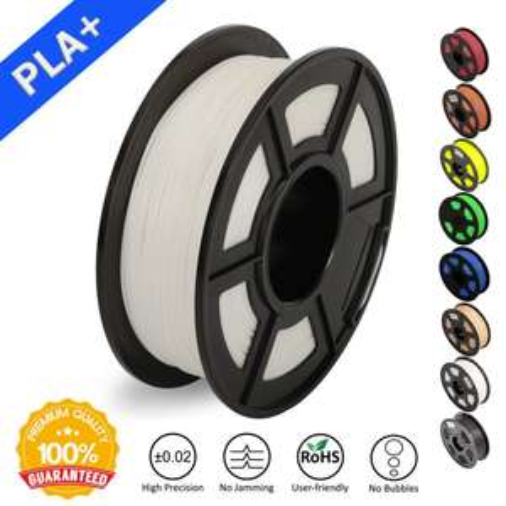 Filament Sunlu PLA Plus pour imprimante 3D - 1.75mm (vendeur tiers)