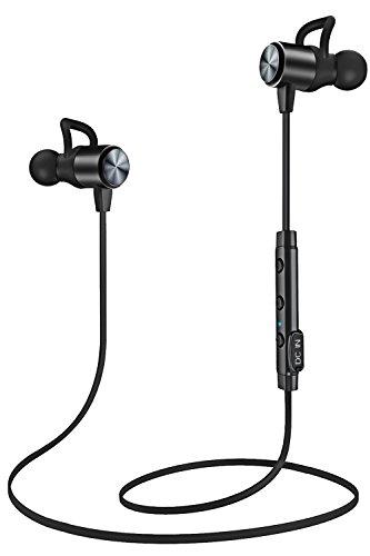 Écouteurs pour le sport ATGOIN - Bluetooth 4.1 - Stéréo, Sport, Résistant à la Sueur, IPX5, 8h d'autonomie (Vendeur tiers)