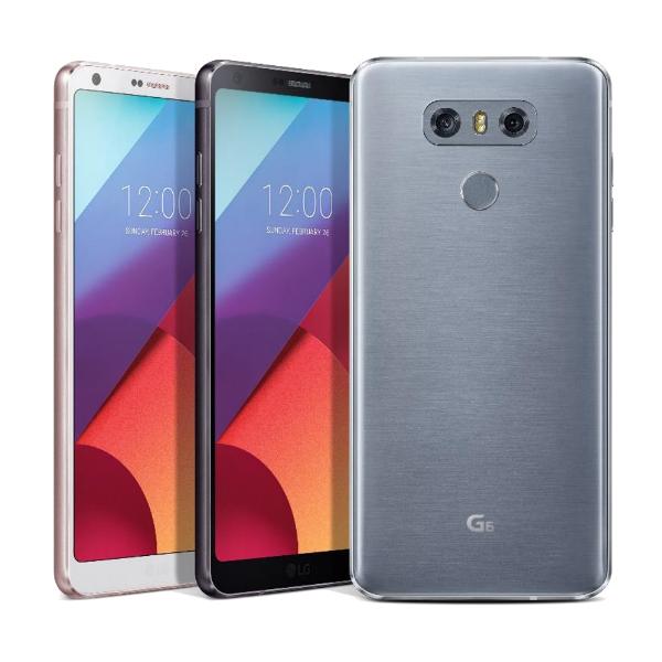"Smartphone 5,7"" LG G6 H870DS - 64 Go, Dual SIM, Quad-DAC, S821"