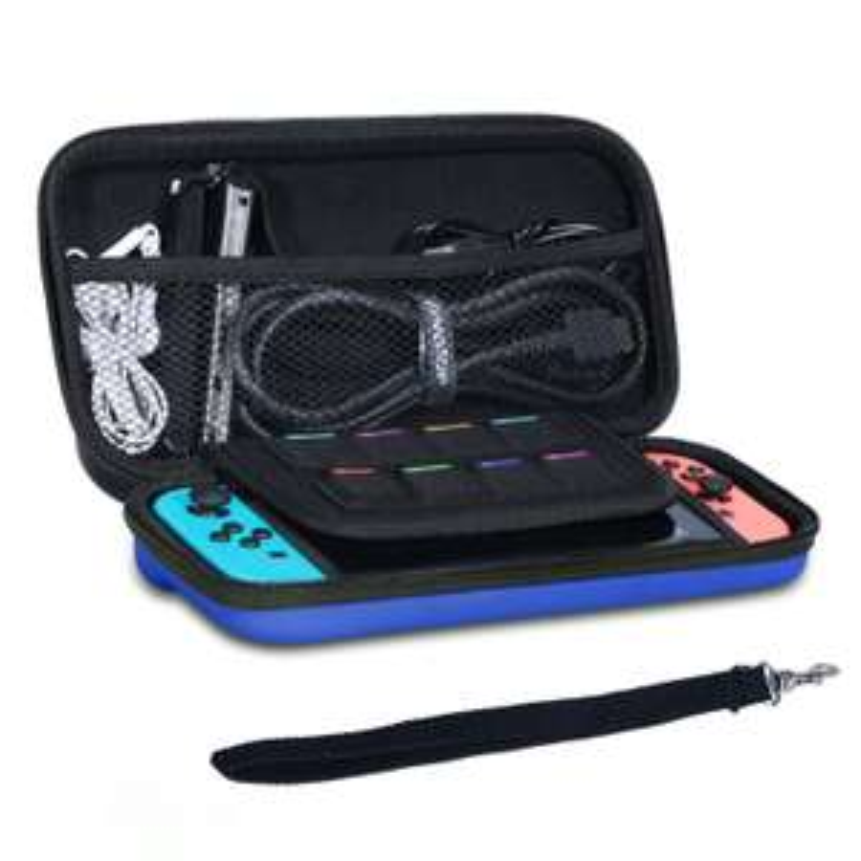 Housse Rigide de Rangement pour Nintendo Switch (Vendeur tiers)