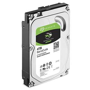 Disque dur interne Seagate Barracuda ST4000DM004 - 5400 RPM - 4 To