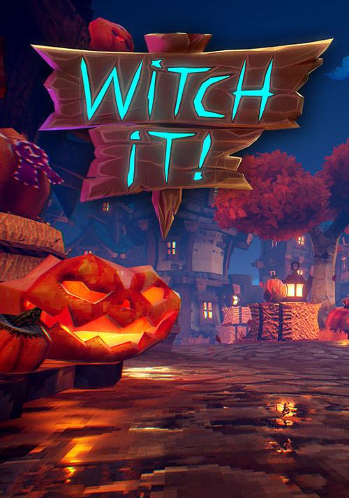 [Accès anticipé] Witch It sur PC (Dématérialisé - Steam)