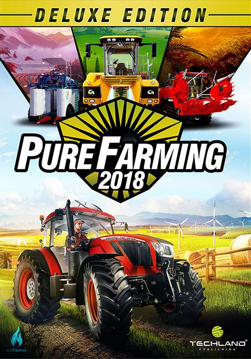 [Amazon Pay] Jeu Pure Farming 2018 (Dématérialisé Steam)