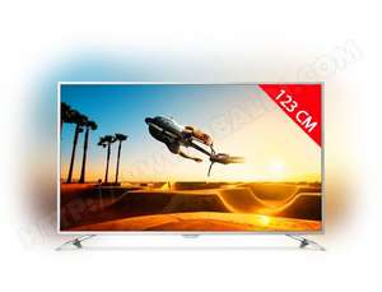"TV 49"" Philips 49PUS7272 - LED, 4k, Ambilight, 100hz"
