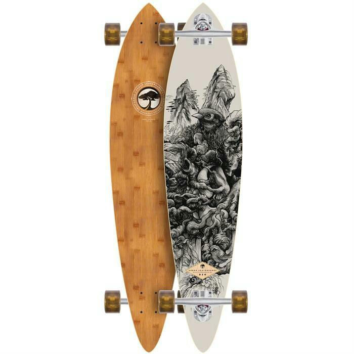 """Longboard 39"""" Arbor Timeless Bamboo Collection ( nombreux modèles à partir de 79.99€)"""