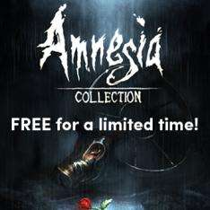 Amnesia Collection : Amnesia The Dark Descent + A Machine for Pigs Gratuit sur PC (Dématérialisé)