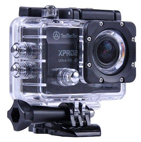 Caméra sportive TecTecTec Xpro 2 - 4K UHD, 16 Mpix, Wi-Fi (vendeur tiers)