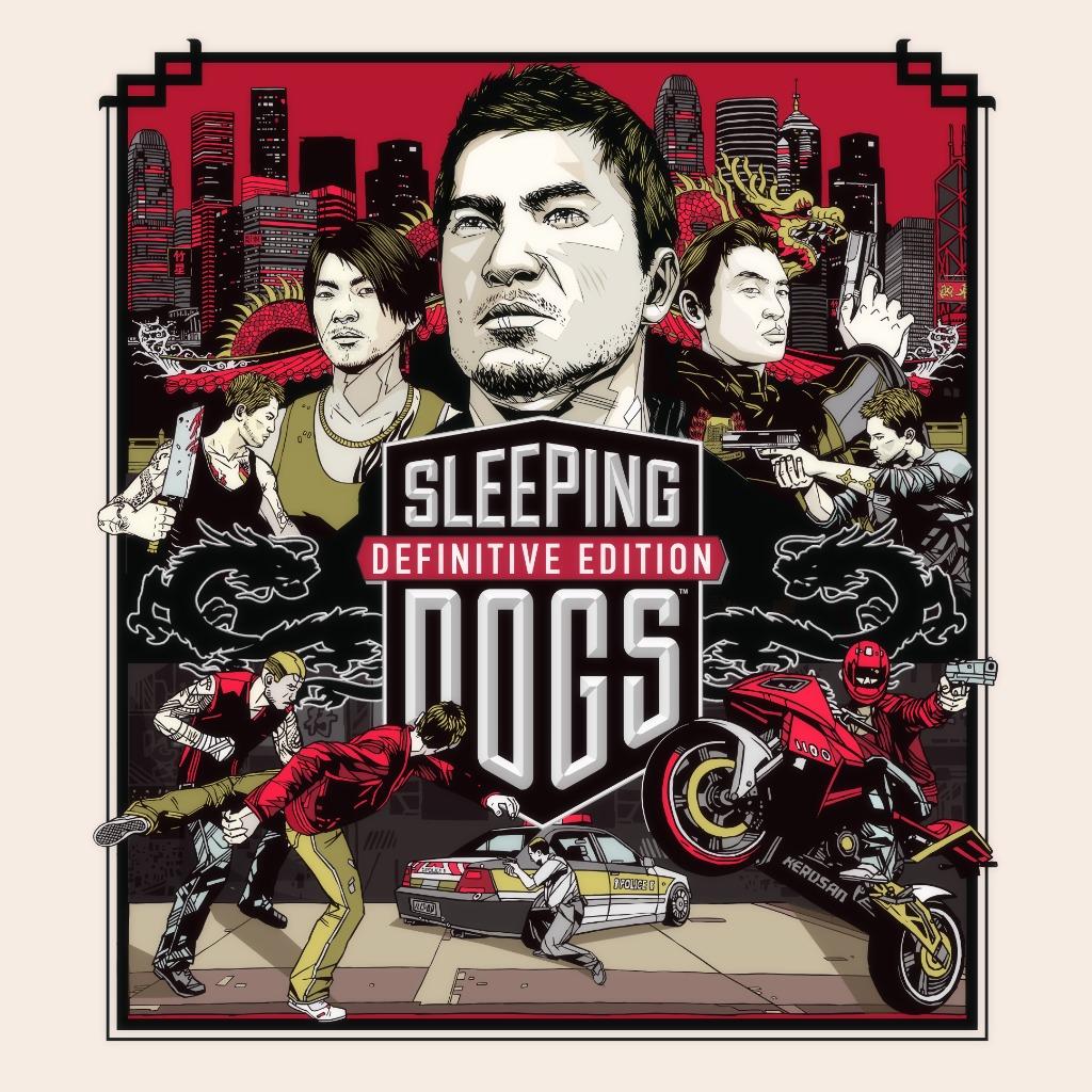 Sleeping Dogs Definitive Edition sur PS4 (Dématérialisé - Canada)