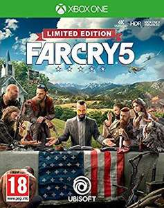 [Précommande] Jeu Far Cry 5 Limited Edition sur Xbox One