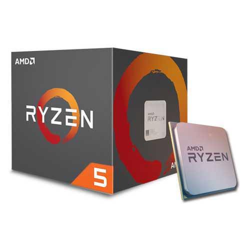 Processeur AMD Ryzen 5 1400 - 3,4 GHz