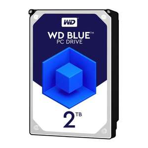 "Disque Dur Interne 3.5"" Western Digital WD Blue WD20EZRZ - 2 To"