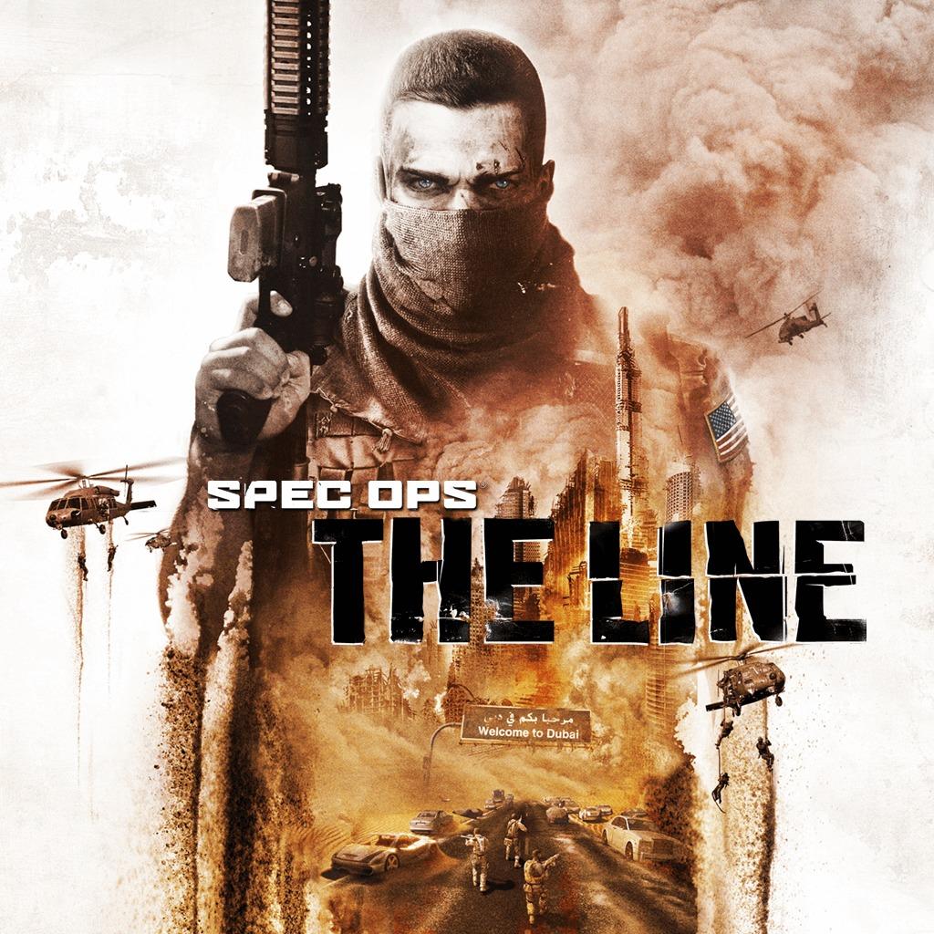 Spec Ops : The Line sur PC (Dématérialisé)