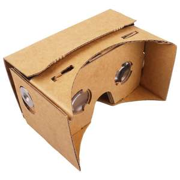 Google Cardboard VR 3D en carton