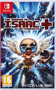 The Binding of Isaac Afterbirth+ sur Nintendo Switch