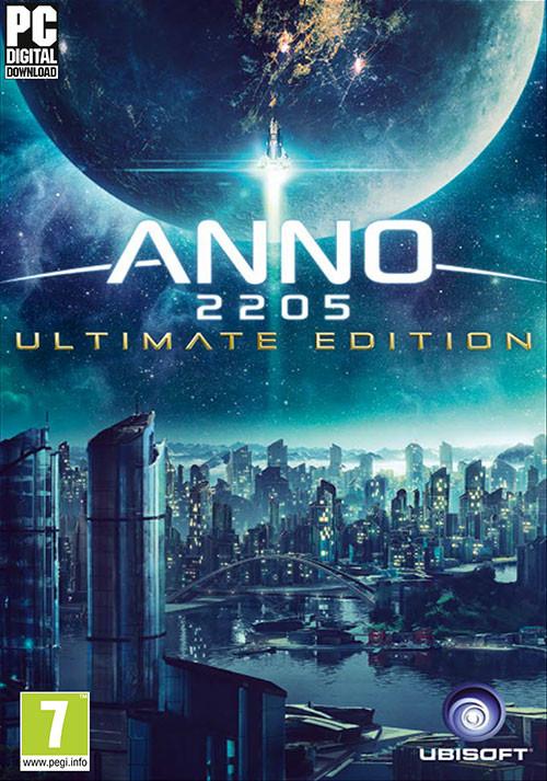 Anno 2205 Ultimate Edition (Dématérialisé - Uplay)