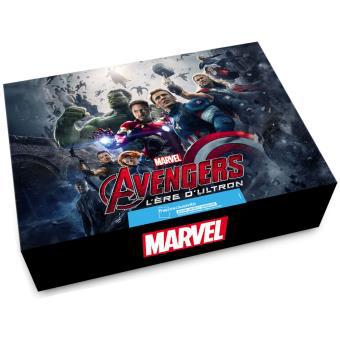 [Offre adhérent] Coffret de pré-réservation Avengers : L'ère d'Ultron en Blu-ray (+ 30€ en carte cadeaux)