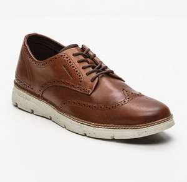 Chaussures Redskins Derbies Hakou - en cuir, marron ou noir (du 40 au 45)