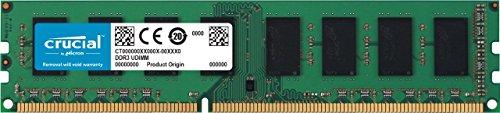 Barrette de RAM pour Mac/Serveur Crucial DDR3 1866 ECC UDIMM (Unbuffered) - 8Go