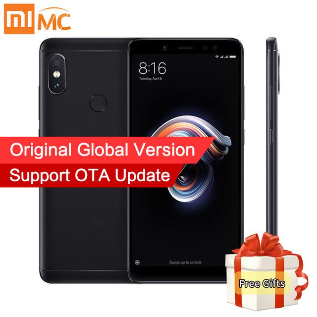 """Smartphone 5.99"""" Xiaomi Redmi Note 5 - 32Go, 3 Go, Snapdragon 636 Or (B20)"""