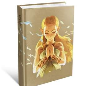 Guide collector The Legend of Zelda: Breath of the Wild - Édition Augmentée