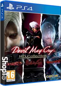 Devil May Cry HD Collection - PS4/Xbox one