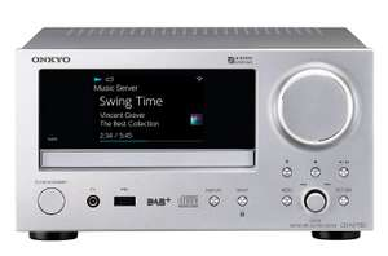 Ampli-tuner CD réseau Onkyo n775d-S - Chromecast intégré