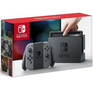 Console Nintendo Switch - Gris