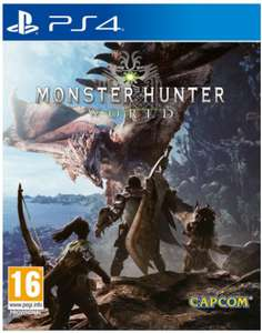 Jeu Monster Hunter: World sur PS4