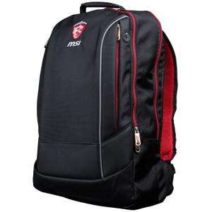 Sac à Dos MSI Gaming pour PC Portable 15-17""