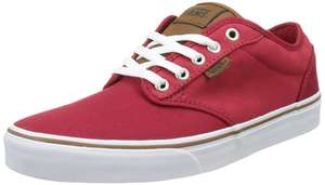 Chaussures homme Vans Artwood - Rouge