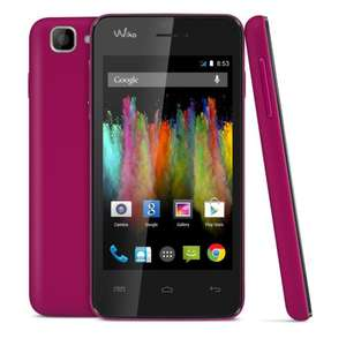"Smartphone 4"" Wiko Kite 4G - Fuchsia"