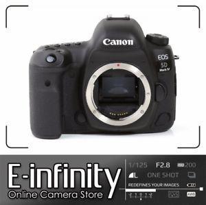 Appareil photo reflex Canon 5D Mark IV - 30.4 MPix, Boitier nu