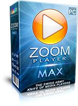 Logiciel Zoom Player Max 9.5 gratuit sur PC (au lieu de 27€50)